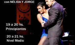 Dos clases de Tango en Madrid