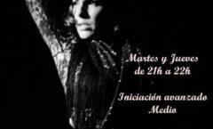 Clase de Flamenco en Madrid