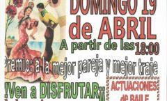 Actuación de Sevillanas en San Isidro