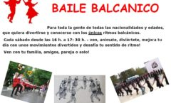 Baile Balcanico