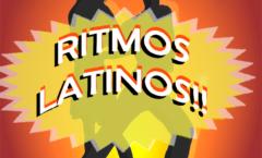 Cartel de clases de Ritmos Latinos en Madrid