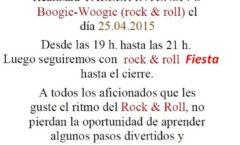 Fiesta Rock and Roll en Madrid