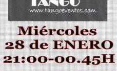 Milonga de Tango en Madrid