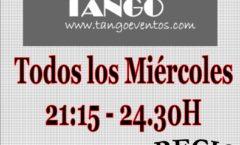 Fiesta y clases de tango en Madrid
