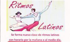 Nueva clase de Ritmos Latinos en Madrid