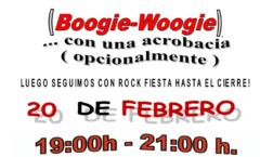 Rock and Roll y Boogie Woogie en Madrid