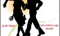 Fiesta de baile en Mayo