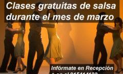 Clases gratuitas de Salsa en madrid