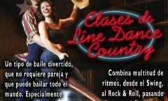 Clases de Line Dance Country